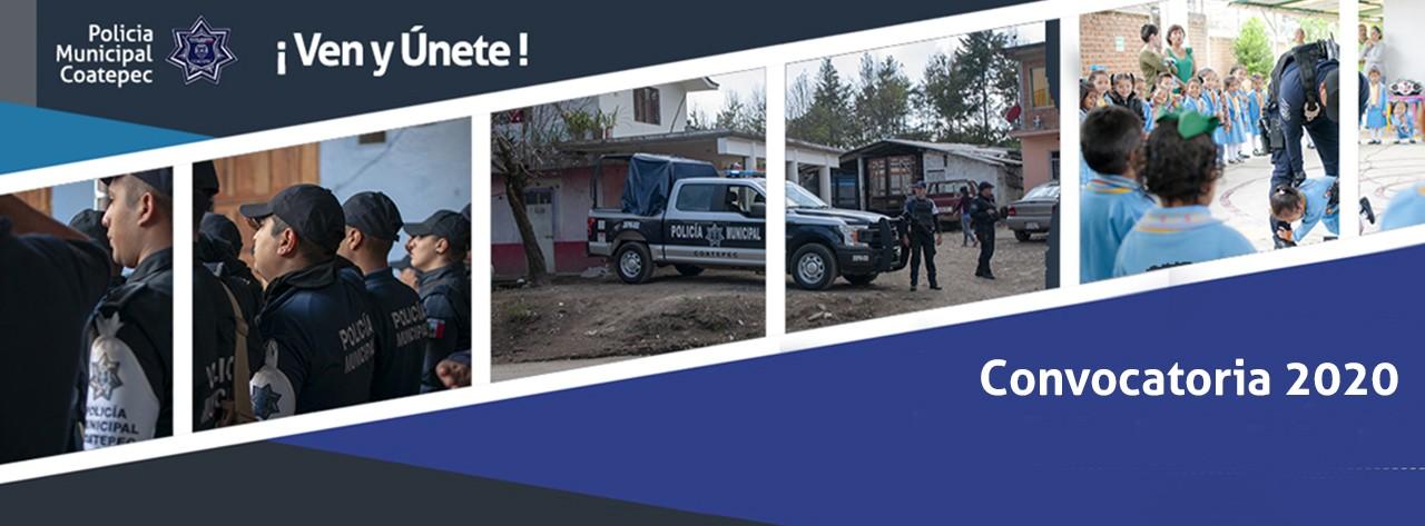 Convocatoria policia